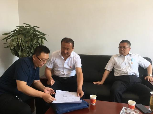 黄河新闻网吕梁频道文水:刘建树在西城乡调研