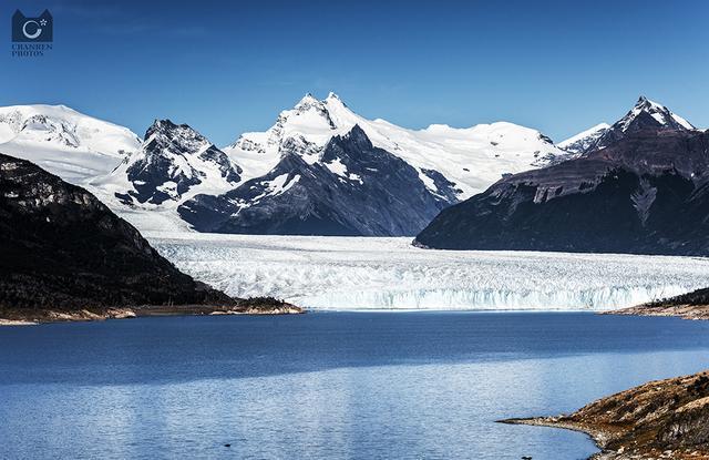约吗旅行:空中飞行25小时,去看一场惊天动地的冰山崩塌