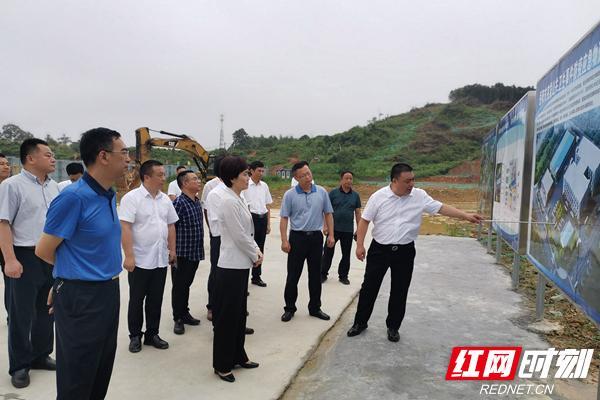 """[红网]按下项目建设""""快进键""""岳阳将完成一批标志性项目建设"""