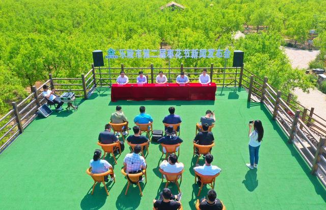 #趣旅游#赏枣花!吃美食!看演出!乐陵第二届枣花节下周六开幕