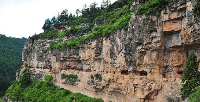 「玩乐足迹」盘点山西有名的高空栈道,你体验过几个?