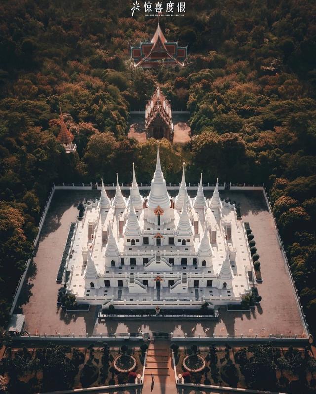 """「玩乐足迹」""""泰""""震撼!盘点这些拍照达人一眼爱上的寺庙,神仙美照随便拍"""