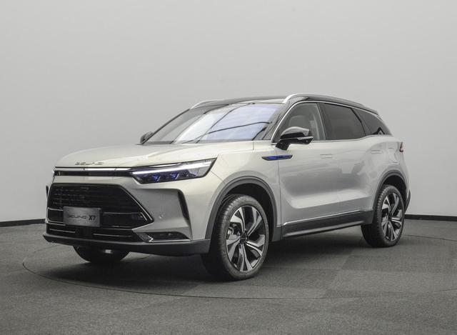 【汽车资讯】预售10万-15万元 全新BEIJING-X7