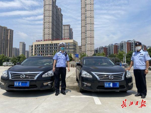 """武汉晚报:""""李逵""""""""李鬼""""居然是同一个人!任性车主自己套自己的牌被扣12分"""