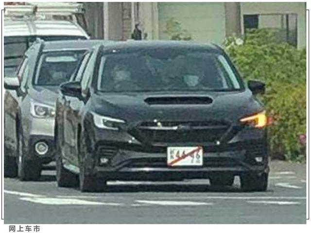 汽车资讯@斯巴鲁全新LEVORG实车街拍!运动外观,下月发布,日系车迷的最爱