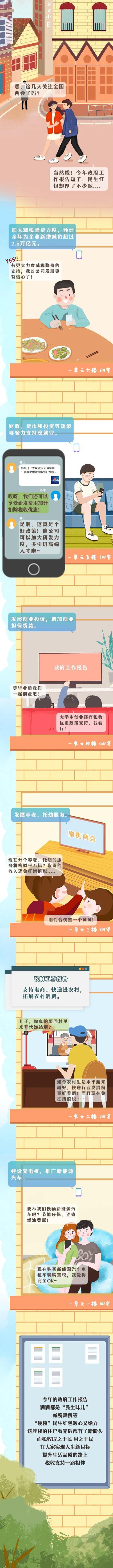 [中国税务报]看完政府工作报告后,这座楼的住户聊起来了......