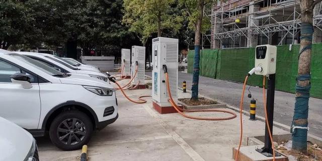 『汽车大咖』赣州最全充电桩分布点来了!2131根,导航就能找到