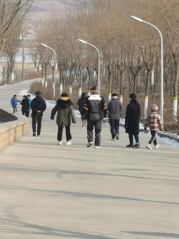 『北京日报客户端』占地千亩空间开阔,西郊雨洪调蓄工程成家门口公园