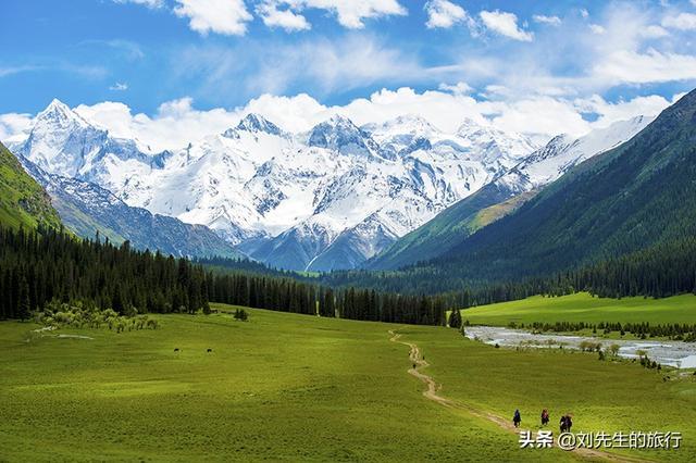 约吗旅行▲6-9月,中国最美的地方在伊犁