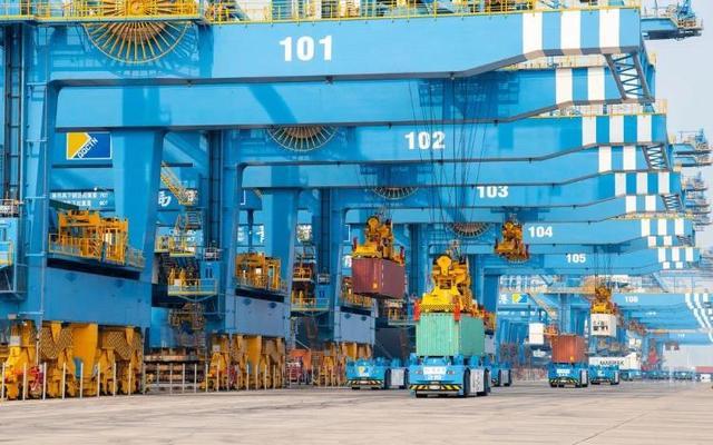 大众网■打造智慧港口!山东港口被交通运输部点名了
