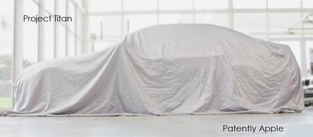 「阿虎汽车」苹果泰坦新专利:汽车窗自动调色/调反射率/调朦胧度