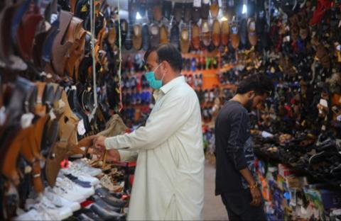 人民日报海外网巴基斯坦单日新增确诊4960例 累计确诊98942例