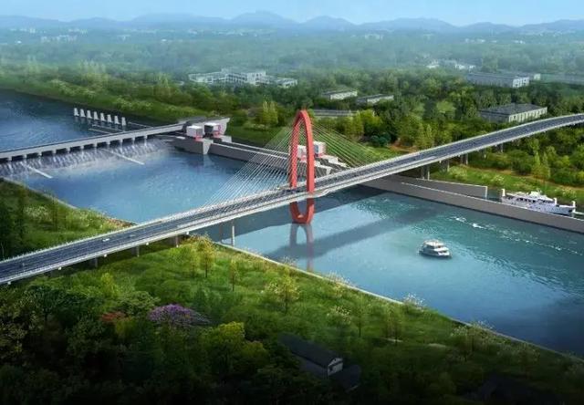 """「玩乐足迹」成都东部未来""""网红""""大桥主塔力争在今年内完成合龙!"""