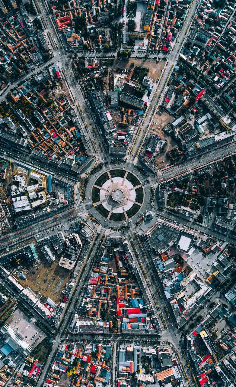 北幕南辞@中国唯一没有红绿灯的城市,不仅不堵车,还美的不可思议!