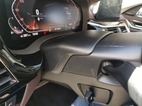 小蜜疯汽车:副驾驶挡板不全 需要担心安全性吗?
