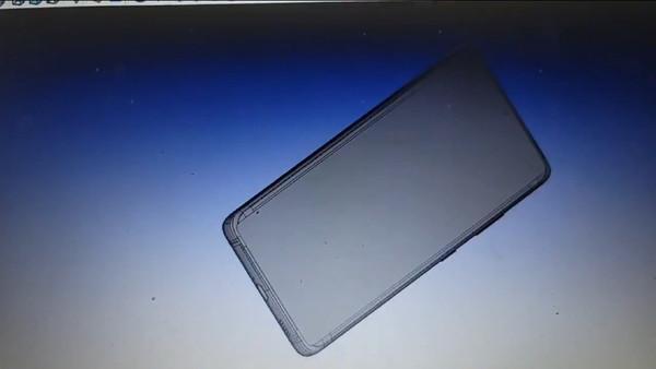 三星Galaxy S21 Ultra CAD图曝光 前置镜头开孔超小