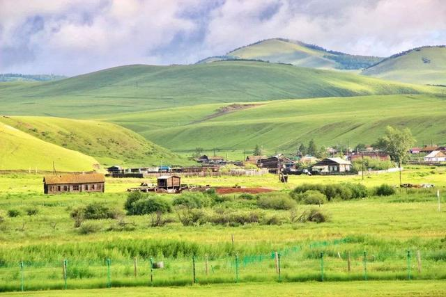 趣旅游@中国境内唯一的俄罗斯民族乡——室韦古镇