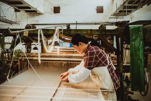 「约吗旅行」工厂变景区?安徽歙县的丝绸文化园给人不少惊喜