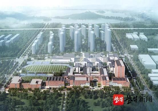 「扬眼」定了!苏州外国语学校吴中校区今年5月开工