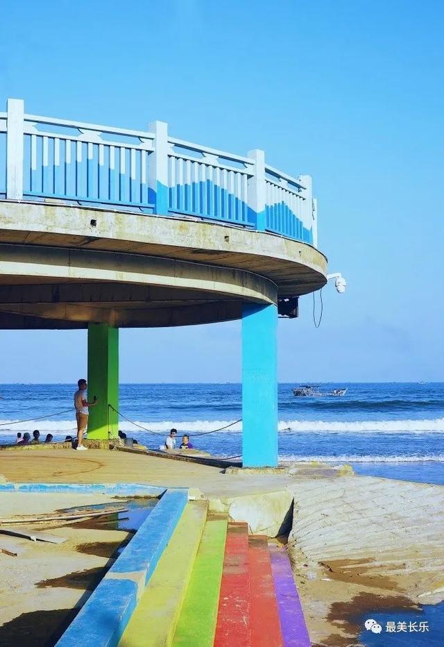 """约吗旅行@夏天遇见海,长乐这处""""网红海滩""""你打卡了没?"""