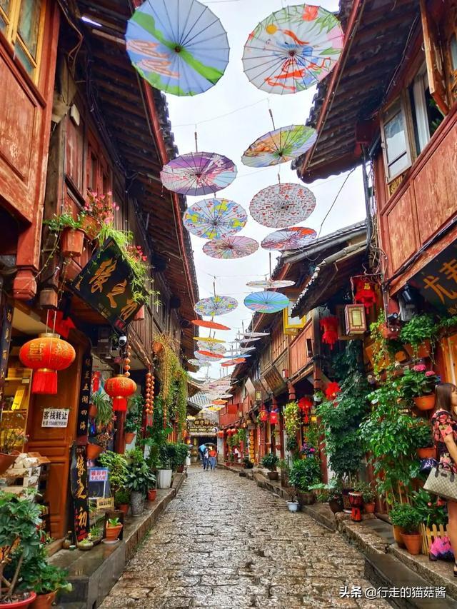 「趣旅游」丽江古城分为三镇,另外两个更适合休闲度假,你去过几个?