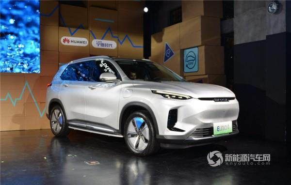 [汽车资讯]价格感人空间足够大 体验上汽MAXUS EUNIQ 6