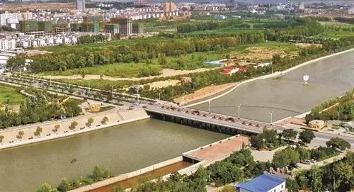 旅行百事通■我们的榆林——青青河边草,榆溪河上桥
