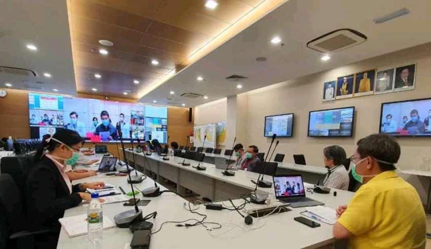 『央视新闻客户端』马来西亚与中国定期开展视频会议交流抗疫经验