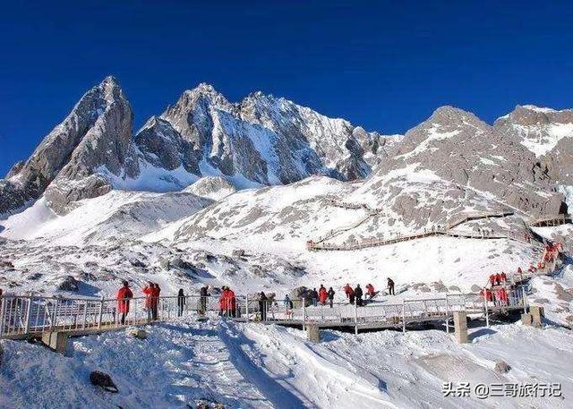 「玩乐足迹」丽江玉龙雪山及周边景点