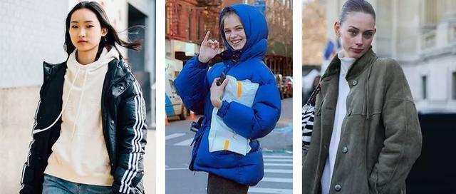 时髦外套简约搭配也可以这么美