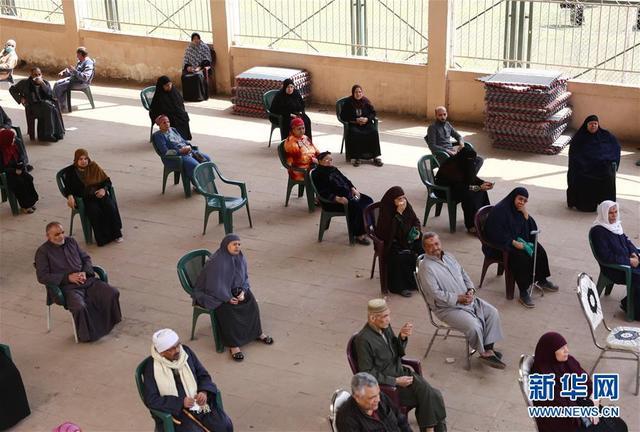 「环球网」埃及确诊病例增至1560例