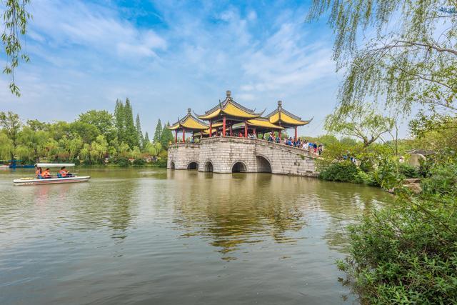 #玩樂足跡#煙花三月下揚州,揚州應該去哪里旅游?