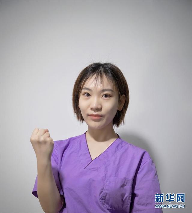 """【新华网客户端】长大,只是一瞬间的事——天津""""90后""""护士的武汉战""""疫""""记忆"""