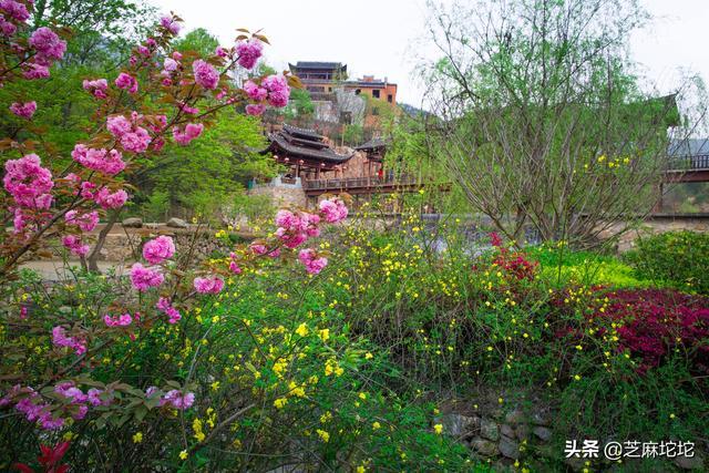 『旅行百事通』我的旅程——武汉周边游,必须到黄陂。走进锦里沟,感受土家情