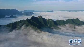 湖北利川:云海似画卷「组图」