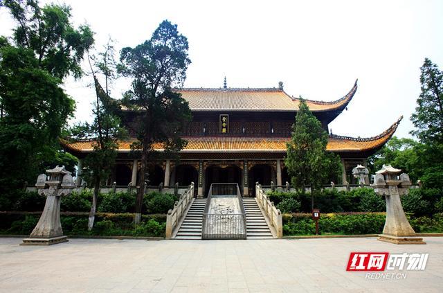 [红网]南岳大庙于5月30日恢复开放