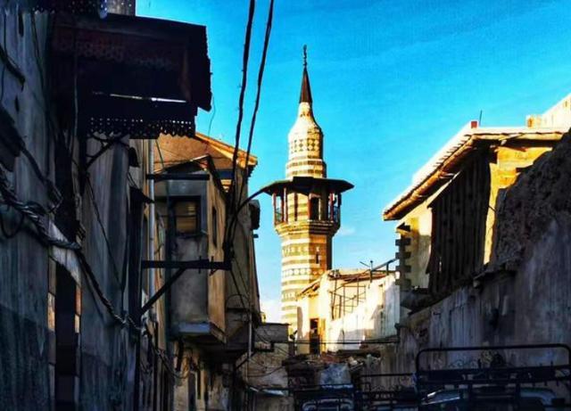「趣旅游」叙利亚充满传奇色彩的城市,战争过后烟火气浓郁,是一座地上天堂