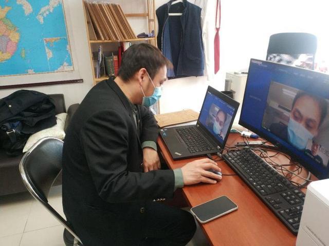 「北京日报客户端」拍卖房产遭遇看房难,执行法官硬核操作VR视频无接触看房