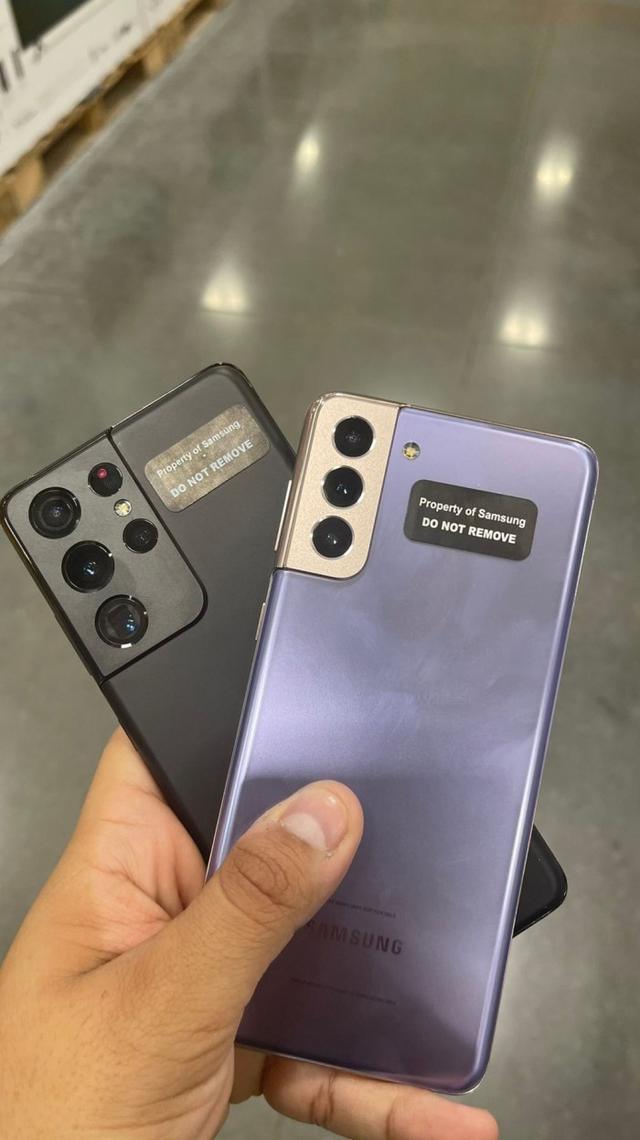 Galaxy S21/S21 Ultra真机谍照曝光 确认Ultra不支持MicroSD扩展