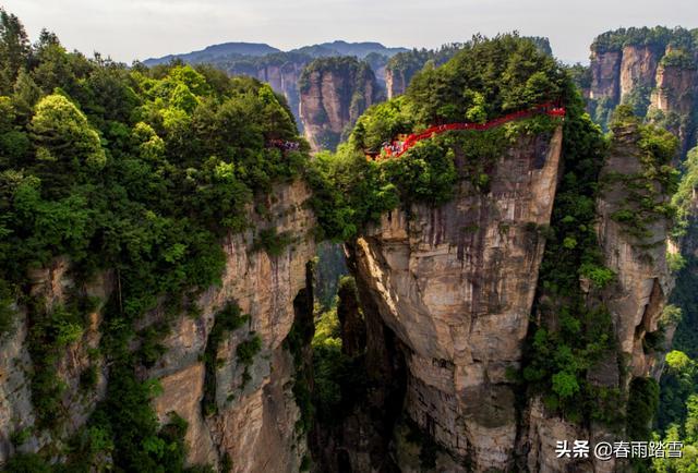 [约吗旅行]天然石桥很多见,那么,世界上落差最高的天然石桥在哪,你知道吗