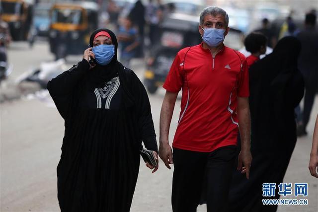 新华网客户端埃及新冠确诊病例增至15786例