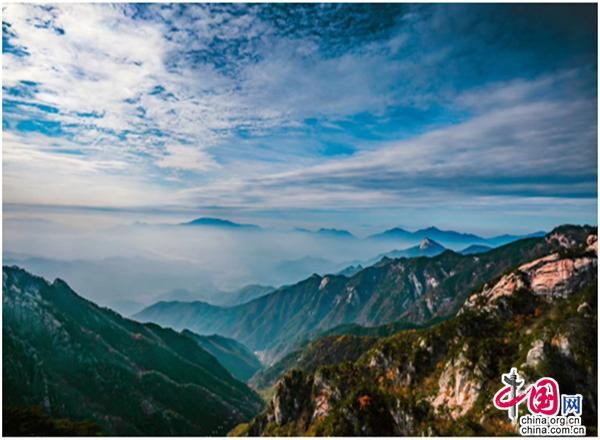 """「中国网」天堂寨景区有序开园 天然氧吧等你来""""洗肺"""""""
