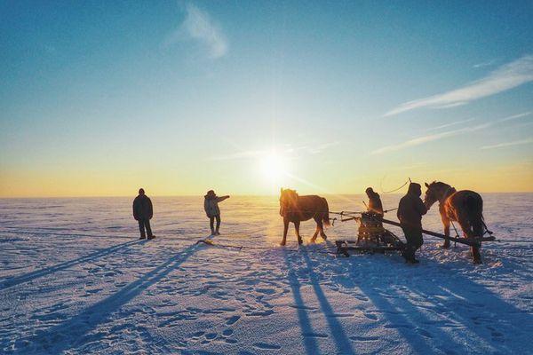 """旅行百事通▲让南方人""""尖叫""""的景点:遍地是可爱冰雕,冰冰李晨曾来打卡"""