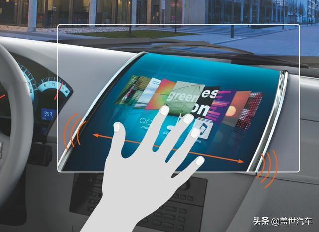 【汽车大咖】欧司朗推紧凑型红外LED 可在车内空间实现手势控制功能