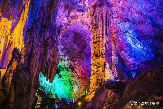 约吗旅行▲震撼!中国这7座溶洞,每一座都是一个迷幻世界,令人叹为观止