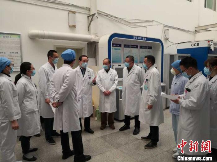 中国新闻网客户端■四川省人民医院院长:助力全球战疫 推动医卫领域国际化交流