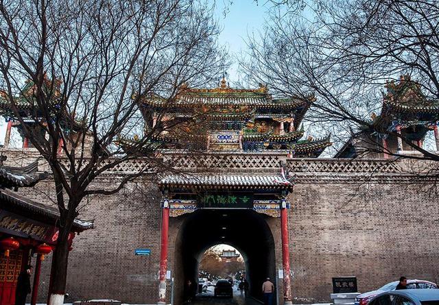 约吗旅行■陕西被忽略的一座古城,景色优美文化深厚,可媲美平遥古城