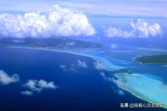 """#世界那么大#一个名为""""失望""""的群岛,不到600人,1/3人竟有中国血统"""