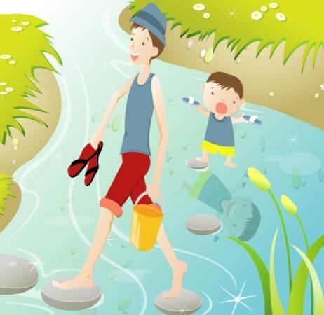 【转载】一个好父亲=1000个老师,当爸妈的都好好看看! - zhangfangkuai - 张方块的博客