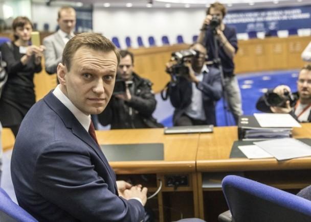 俄罗斯爆发全国反普京游行示威 反对派领袖纳瓦尼被捕